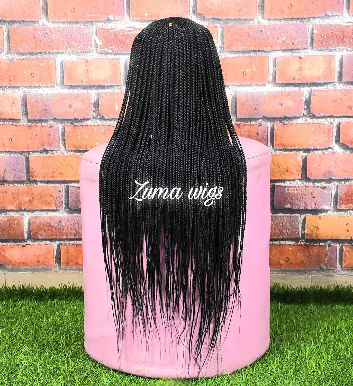 Luma Braided Wigs