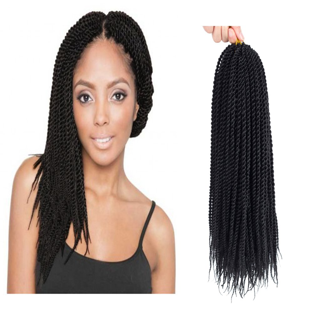 Crochet Braids - Senegalese Twist