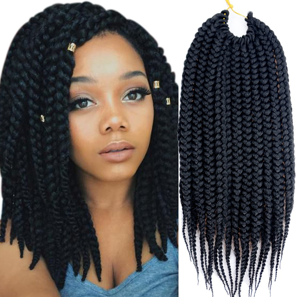 Crochet Braids - Short Box Braids