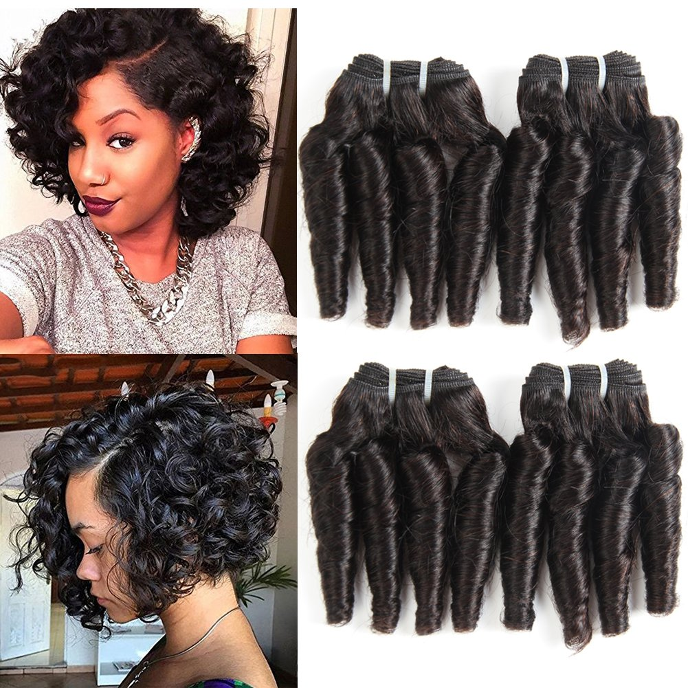 Spiral Curls (Curly Weave) Hair Bundles