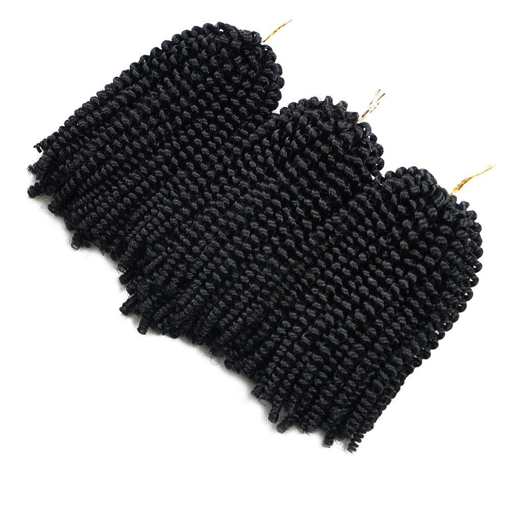 Crochet Spring Twist