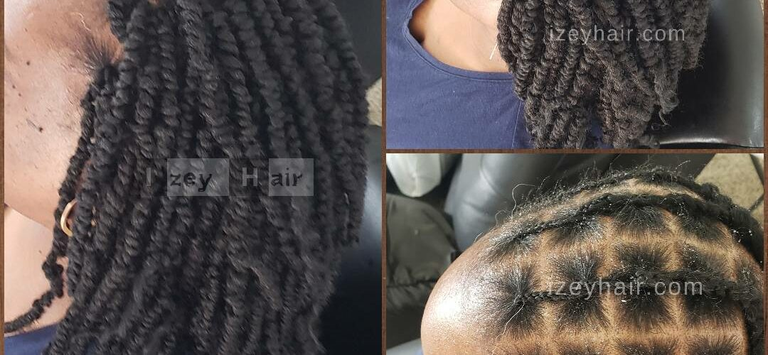 Lightweight Crochet Spring Twist