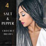 Salt and Pepper Braids