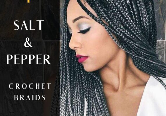 Salt and Pepper Braids