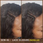 Sew-in Weave with Lace Closure - No Glue