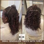 Auburn Senegalese Twist - color 33