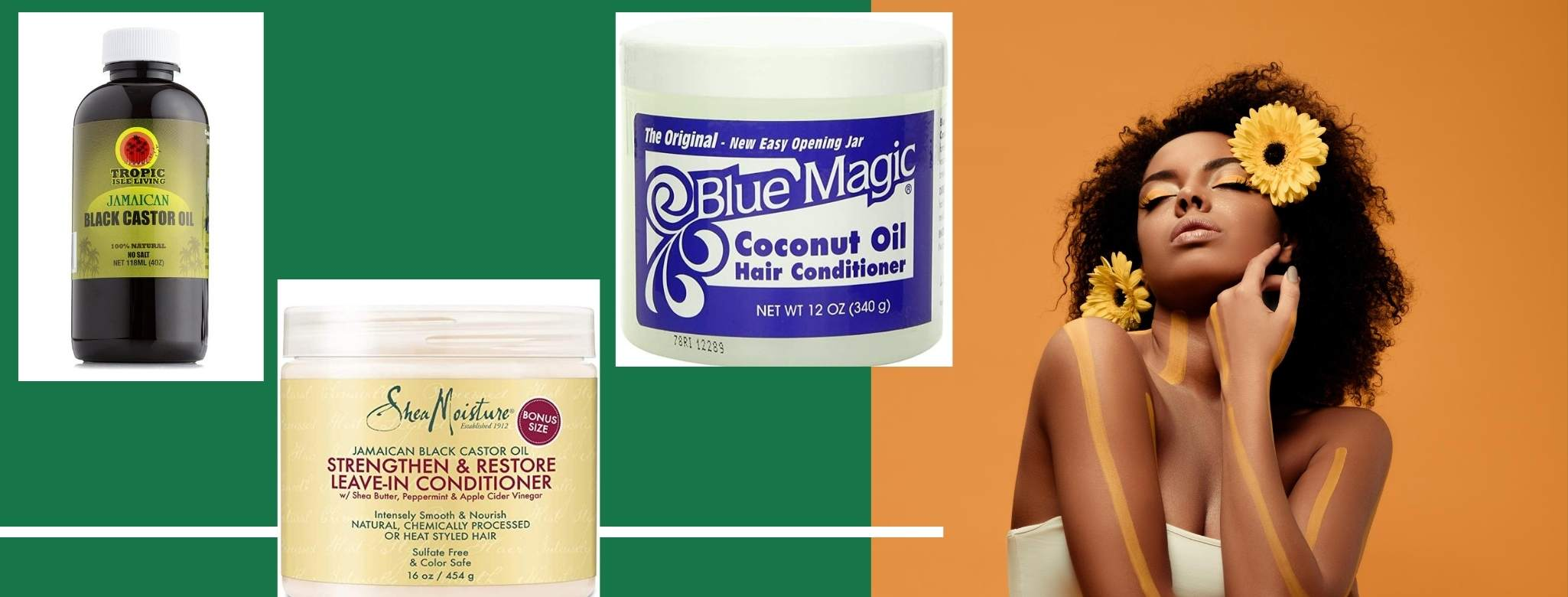 Tested and Trusted Black Hair Care and Protective Styling Products